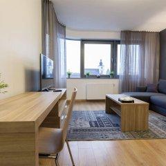 Апартаменты Silver Apartments комната для гостей фото 3