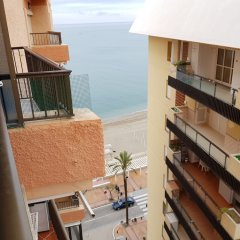 Отель Sky-High Seaside Fuengirola Flat Фуэнхирола балкон