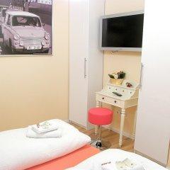Отель City Guesthouse Pension Berlin Берлин комната для гостей