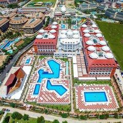 Royal Taj Mahal Hotel Турция, Чолакли - 1 отзыв об отеле, цены и фото номеров - забронировать отель Royal Taj Mahal Hotel онлайн бассейн фото 2