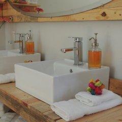 Отель Entre Barrios Hospederia Мехико ванная