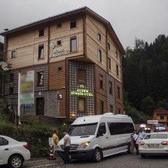 Ayder Simsir Butik Hotel парковка