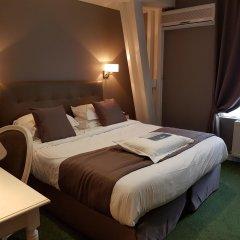 Отель Kyriad Saumur Франция, Сомюр - отзывы, цены и фото номеров - забронировать отель Kyriad Saumur онлайн комната для гостей фото 4
