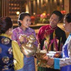 Shangri La Hotel Lhasa гостиничный бар
