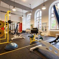 Отель Elite Stadshotellet Luleå фитнесс-зал