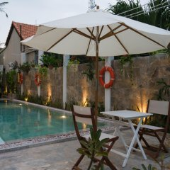 Отель Hoi An Maison Vui Villa бассейн