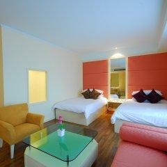 Отель HIP Бангкок комната для гостей фото 2