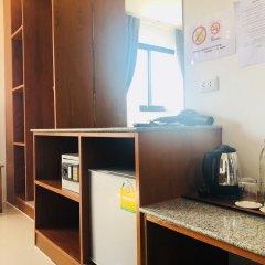 Отель VITS Patong Dynasty удобства в номере фото 7