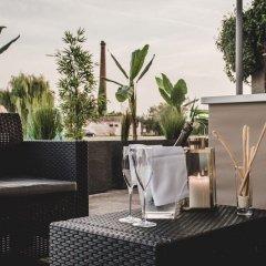 Отель Ristorante Alla Villa Fini Италия, Доло - отзывы, цены и фото номеров - забронировать отель Ristorante Alla Villa Fini онлайн балкон