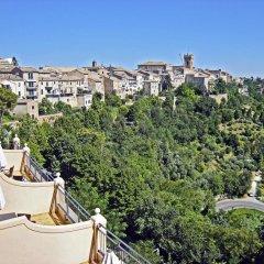 Отель Gallery Hotel Recanati Италия, Реканати - 1 отзыв об отеле, цены и фото номеров - забронировать отель Gallery Hotel Recanati онлайн балкон
