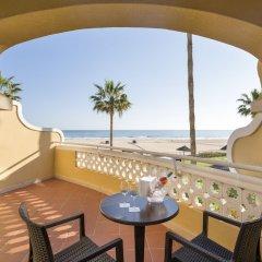 Отель AP Oriental Beach Португалия, Портимао - отзывы, цены и фото номеров - забронировать отель AP Oriental Beach онлайн балкон