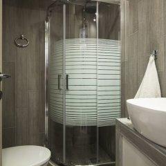 Отель Spiegel Small Flat White Tower Греция, Салоники - отзывы, цены и фото номеров - забронировать отель Spiegel Small Flat White Tower онлайн ванная