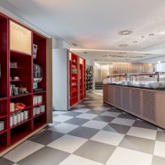 Azimut Hotel Vienna Вена питание фото 3