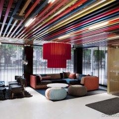 Отель Scandic Paasi Финляндия, Хельсинки - 8 отзывов об отеле, цены и фото номеров - забронировать отель Scandic Paasi онлайн интерьер отеля
