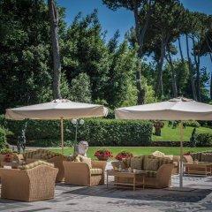 Отель Rome Cavalieri, A Waldorf Astoria Resort питание фото 3