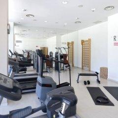 Отель Ramada Plaza Milano фитнесс-зал фото 2