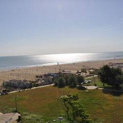 Отель Mondial Италия, Римини - отзывы, цены и фото номеров - забронировать отель Mondial онлайн пляж фото 2