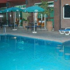 Hotel Akabar бассейн фото 2