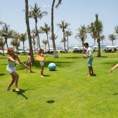 JA Beach Hotel фитнесс-зал фото 2