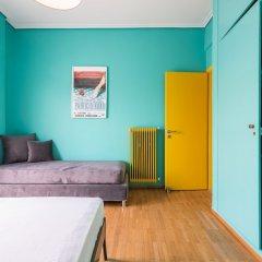 Апартаменты Athens Penthouse Paradise Apartment комната для гостей фото 4
