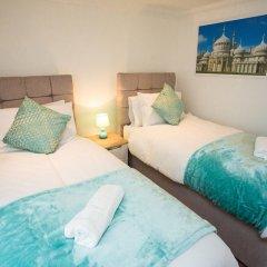 Отель Celebrity Apartments Великобритания, Брайтон - отзывы, цены и фото номеров - забронировать отель Celebrity Apartments онлайн вид на фасад