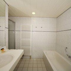 Отель Fletcher Landgoedhotel Renesse Нидерланды, Ренессе - отзывы, цены и фото номеров - забронировать отель Fletcher Landgoedhotel Renesse онлайн ванная фото 2