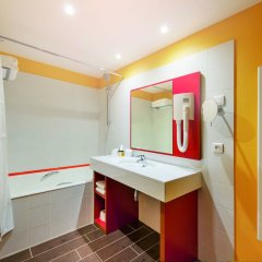 Hotel Lyon Métropole ванная