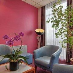 Отель At Gare du Nord Франция, Париж - 6 отзывов об отеле, цены и фото номеров - забронировать отель At Gare du Nord онлайн интерьер отеля фото 3