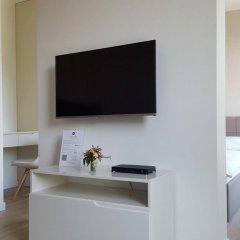 Отель Chopin Apartments City Польша, Варшава - отзывы, цены и фото номеров - забронировать отель Chopin Apartments City онлайн удобства в номере фото 2