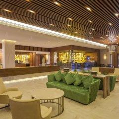 Club Grand Aqua Турция, Сиде - отзывы, цены и фото номеров - забронировать отель Club Grand Aqua - All Inclusive онлайн интерьер отеля