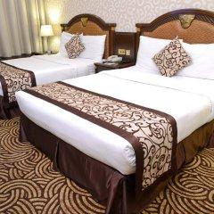 Отель Sun And Sand Clock Tower Дубай комната для гостей фото 5