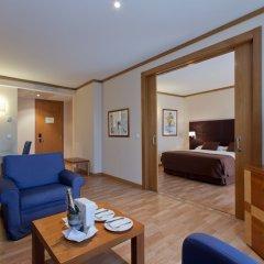Отель Senator Parque Central Hotel Испания, Валенсия - 12 отзывов об отеле, цены и фото номеров - забронировать отель Senator Parque Central Hotel онлайн комната для гостей фото 5