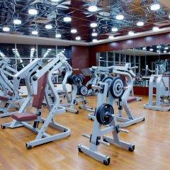 Concorde Fujairah Hotel фитнесс-зал фото 4