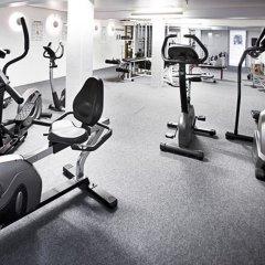 First Hotel Aalborg фитнесс-зал фото 2