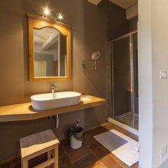 Отель Tenuta La Fratta Синалунга ванная