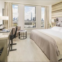 Отель H10 London Waterloo комната для гостей фото 2