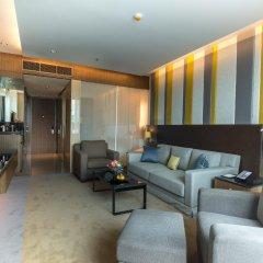 Отель Lancaster Bangkok комната для гостей