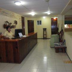 Hotel Savaro интерьер отеля