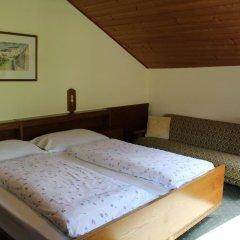 Отель Bründlerhof Марленго сейф в номере