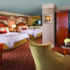 Отель New York New York комната для гостей фото 4