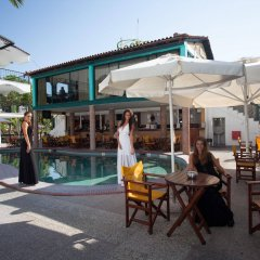 Отель Hanioti Grand Victoria Греция, Ханиотис - отзывы, цены и фото номеров - забронировать отель Hanioti Grand Victoria онлайн бассейн