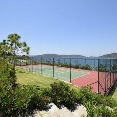 Отель La Blanche Island Bodrum - All Inclusive спортивное сооружение
