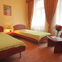 Отель Spa Hotel Purkyně Чехия, Карловы Вары - отзывы, цены и фото номеров - забронировать отель Spa Hotel Purkyně онлайн комната для гостей фото 4