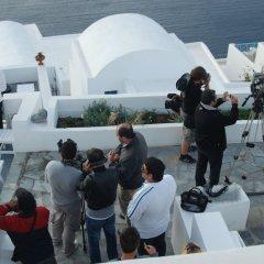 Отель Heliotopos Hotel Греция, Остров Санторини - отзывы, цены и фото номеров - забронировать отель Heliotopos Hotel онлайн помещение для мероприятий