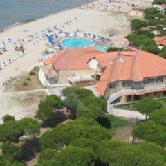 Отель Mali i Robit Албания, Голем - отзывы, цены и фото номеров - забронировать отель Mali i Robit онлайн пляж фото 3