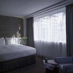 Отель Pullman Paris Tour Eiffel 4* Люкс разные типы кроватей