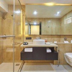 Отель Kyriad Prestige Calangute Goa Индия, Гоа - отзывы, цены и фото номеров - забронировать отель Kyriad Prestige Calangute Goa онлайн ванная фото 2