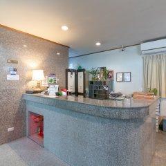 Отель Makkasan Inn Бангкок интерьер отеля фото 2