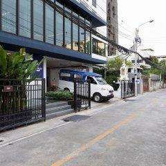 Отель Apartelle Jatujak Hotel Таиланд, Бангкок - отзывы, цены и фото номеров - забронировать отель Apartelle Jatujak Hotel онлайн городской автобус
