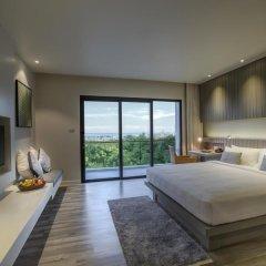 Hotel IKON Phuket 4* Улучшенный номер разные типы кроватей фото 3